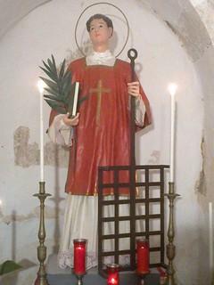 Statua di San Lorenzo
