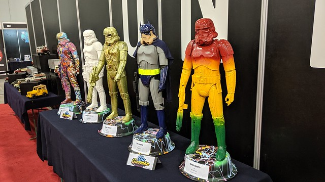 #UnboxingToyConvention #Cdmx #2019
