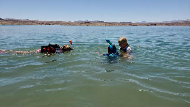 Lake Mead July 2019