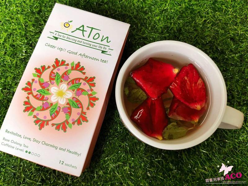 ATon烏龍茶食譜 4