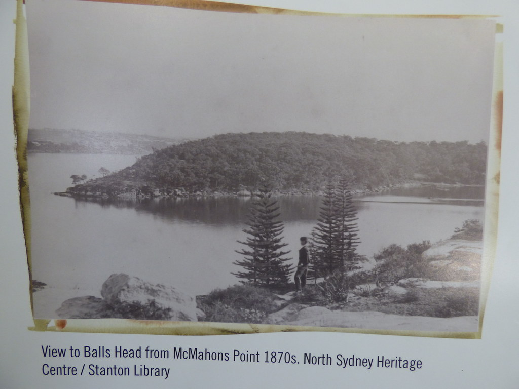 Balls Head, Waverton, NSW