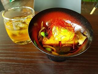 Agedashi Tofu at Izakaya Midori