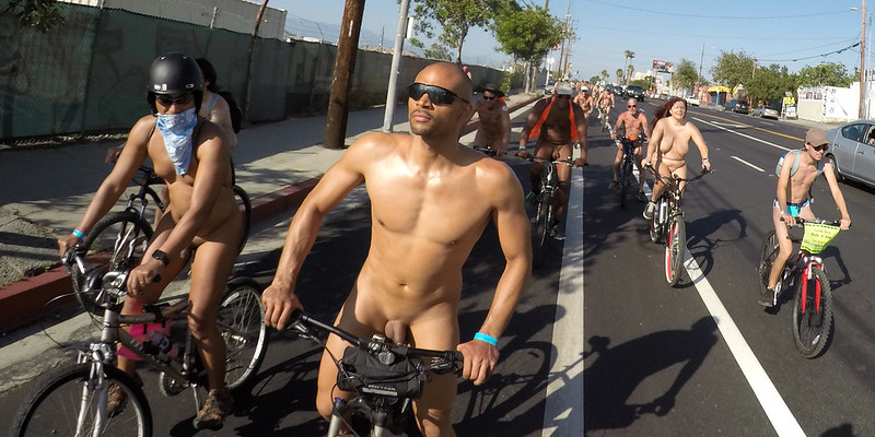 LA World Naked Bike Ride 2019 (172703)