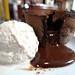 Cómo hacer VOLCÁN DE CHOCOLATE :volcano: + HELADO :icecream: