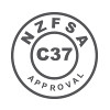 Green Rhino Shower Cleaner is NZFSA C37 Approved