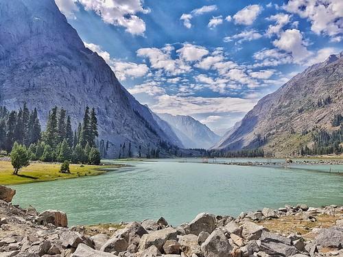 mahodand swat mountain mahodandlake hiking pakistan offroad travel lake
