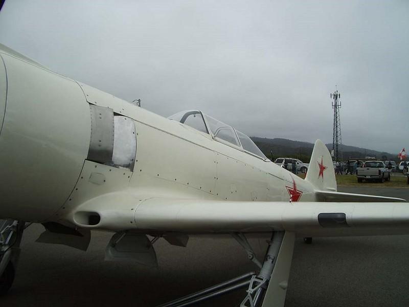 Yakovlev Yak-3U 00003