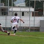 03.08.2019 BLA Feldkirch Cardinals - Vienna Metrostars
