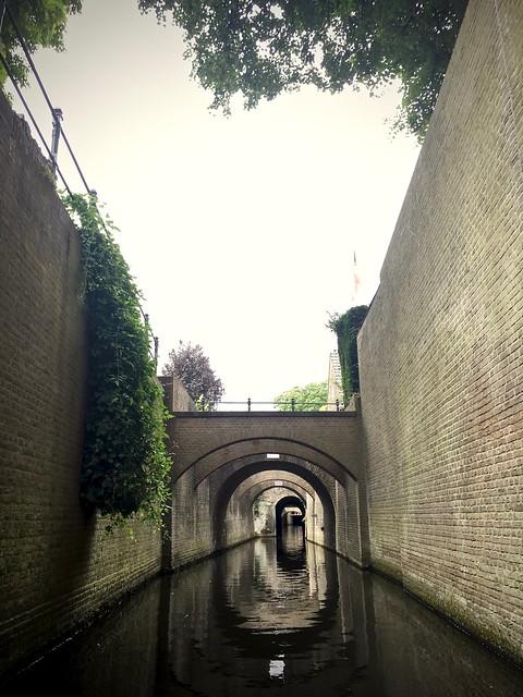 Rondvaart over de Dieze .