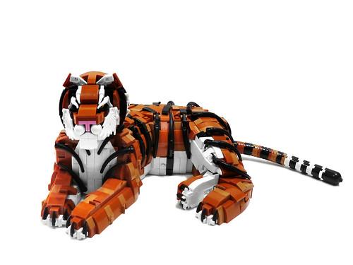 Animal Kingdom (2019)- Tiger