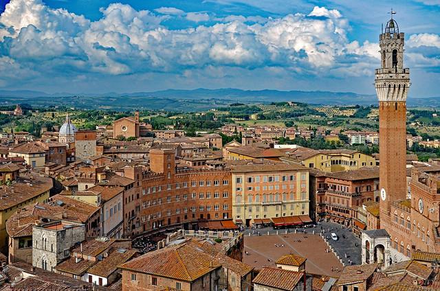 Siena,Italia