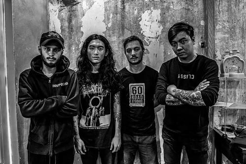 柬埔寨Blackend Crust樂團 Reign In Slumber 新專輯主題曲 It Never Left 1