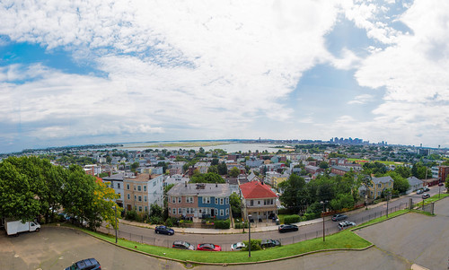 11,476 x6,905 Pano from Queen Of The Universe Shrine in East Boston