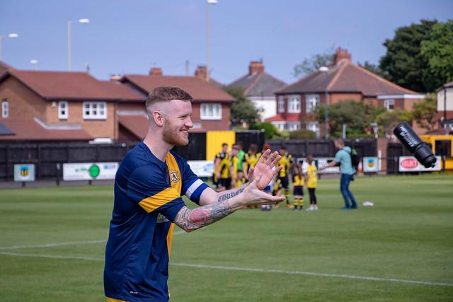 03 August 2019 - Hebburn Town FC v. Ashington AFC