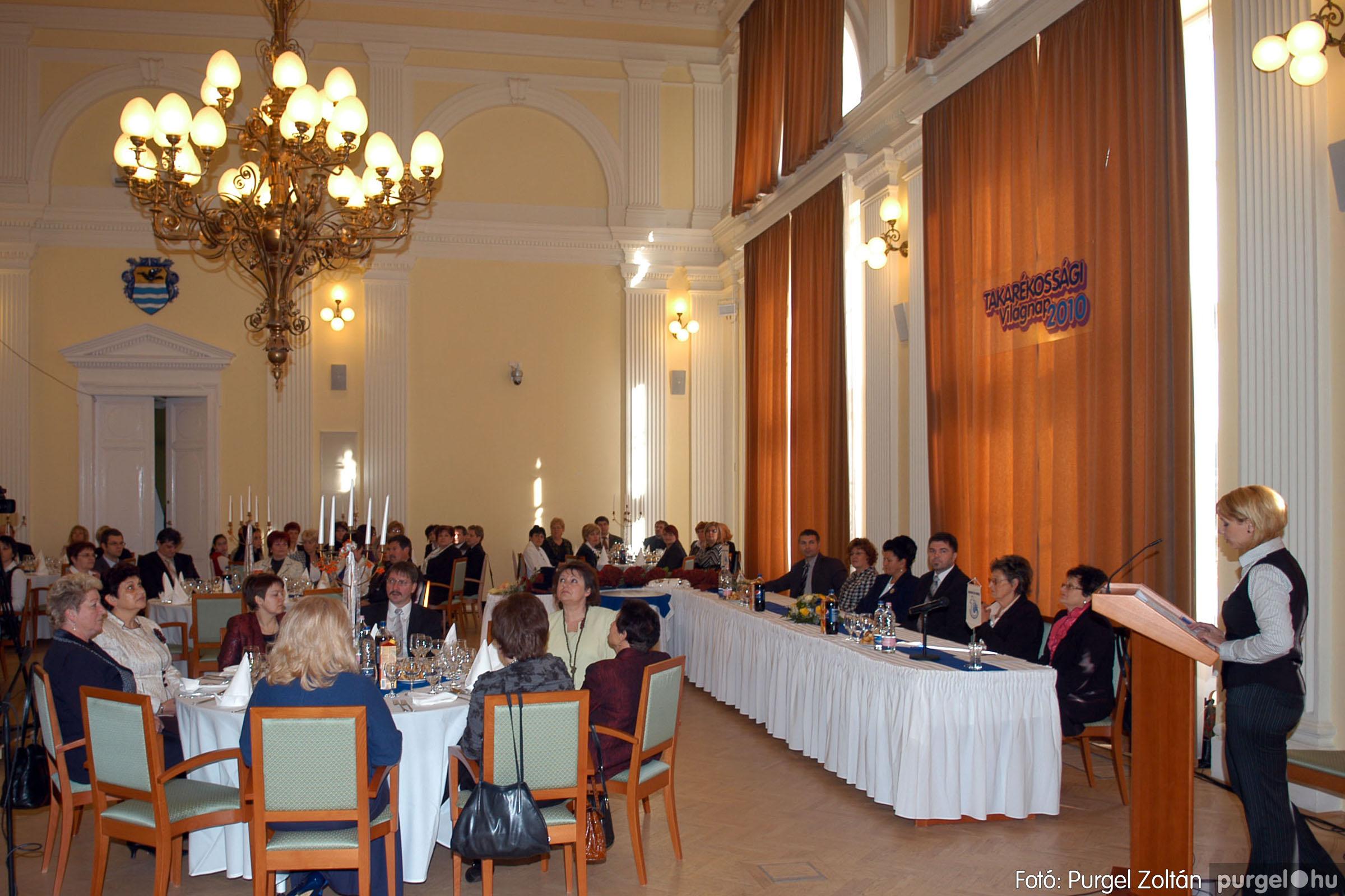 2010.10.28. 007 Szegvár és Vidéke Takarékszövetkezet takarékossági világnap rendezvény - Fotó:P. Z..jpg