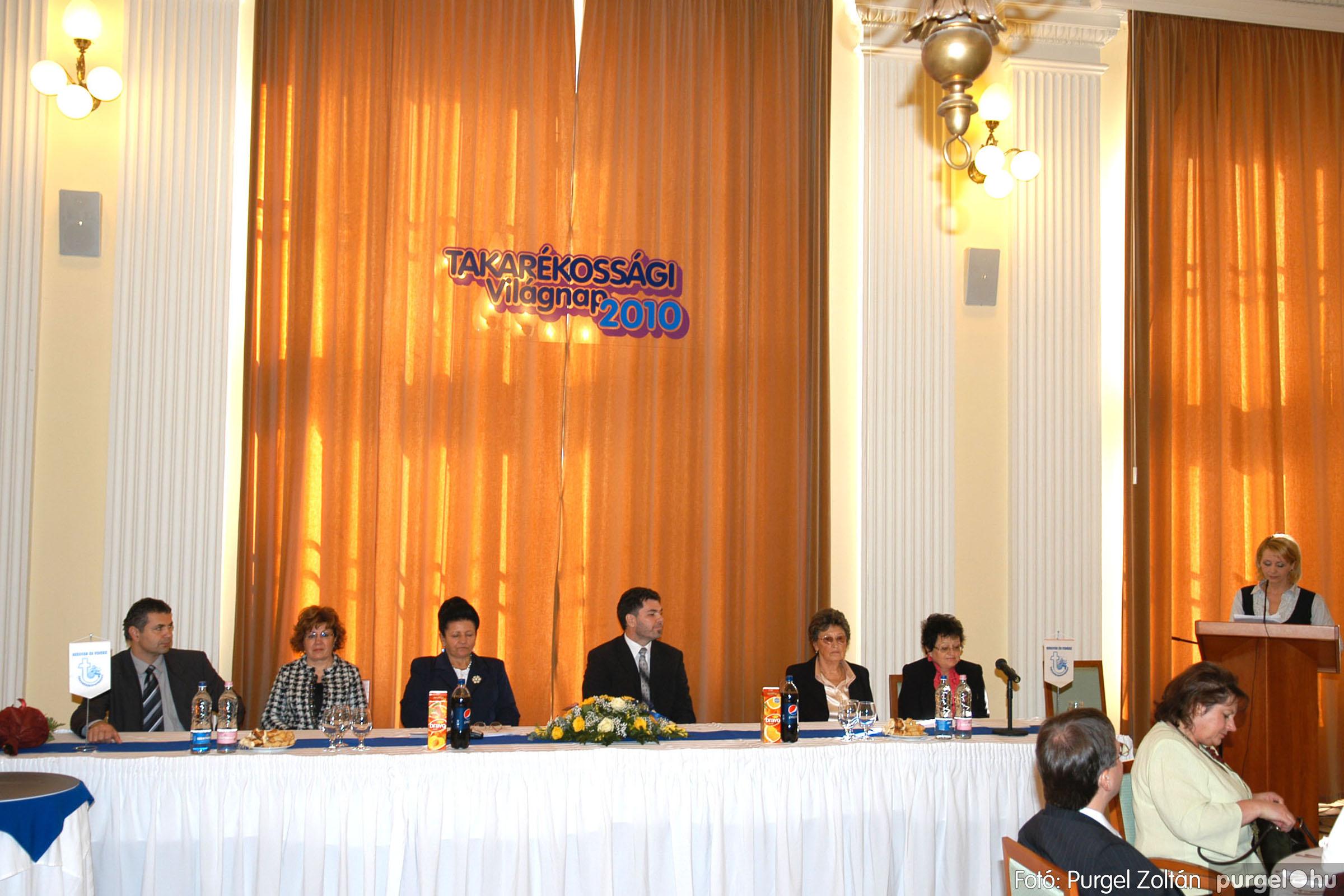 2010.10.28. 011 Szegvár és Vidéke Takarékszövetkezet takarékossági világnap rendezvény - Fotó:P. Z..jpg
