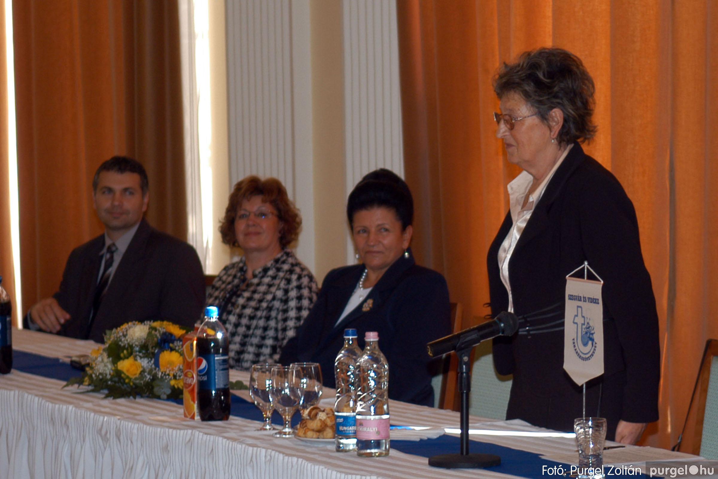 2010.10.28. 026 Szegvár és Vidéke Takarékszövetkezet takarékossági világnap rendezvény - Fotó:P. Z..jpg