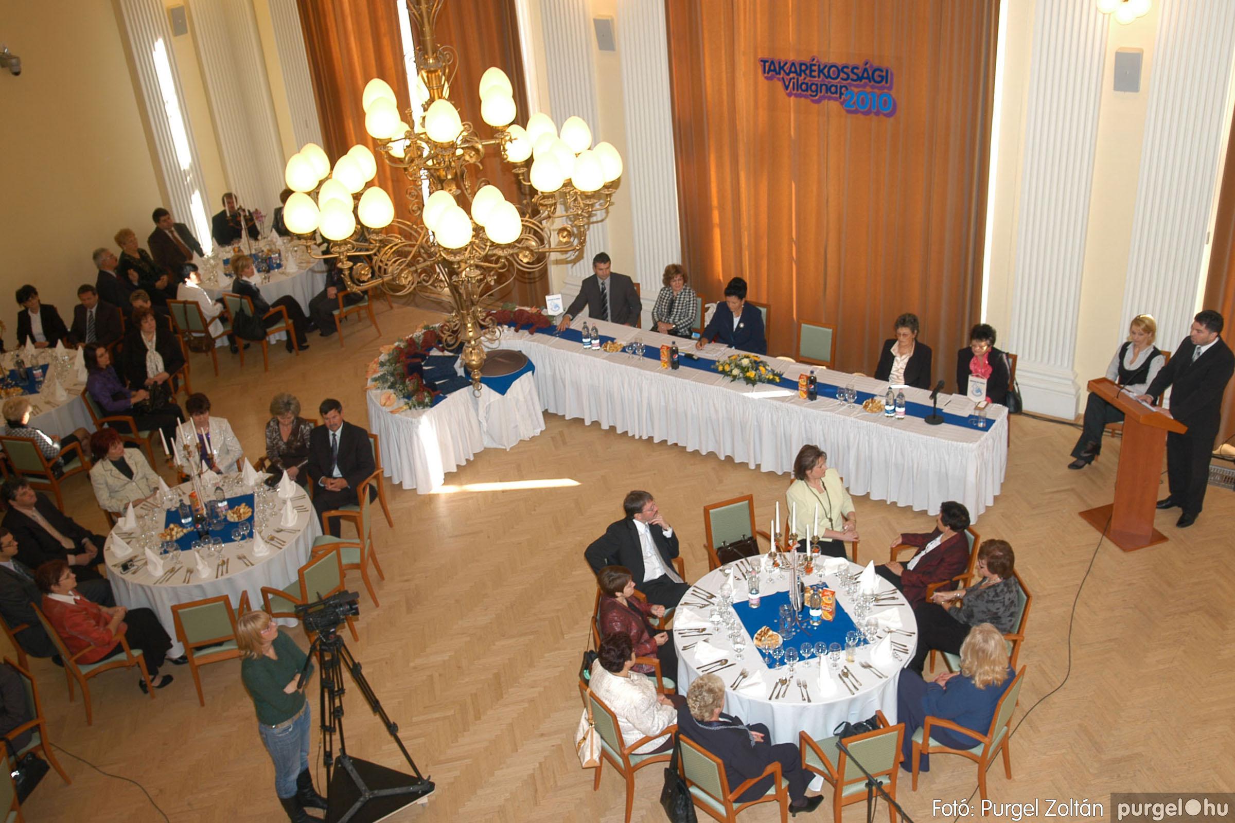 2010.10.28. 036 Szegvár és Vidéke Takarékszövetkezet takarékossági világnap rendezvény - Fotó:P. Z..jpg