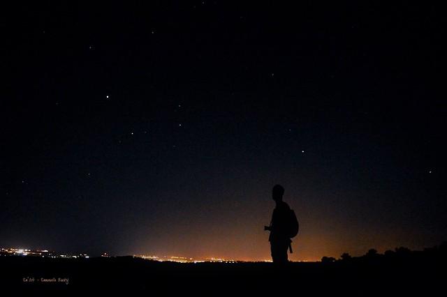Nuit des étoiles à Poulx, Gard