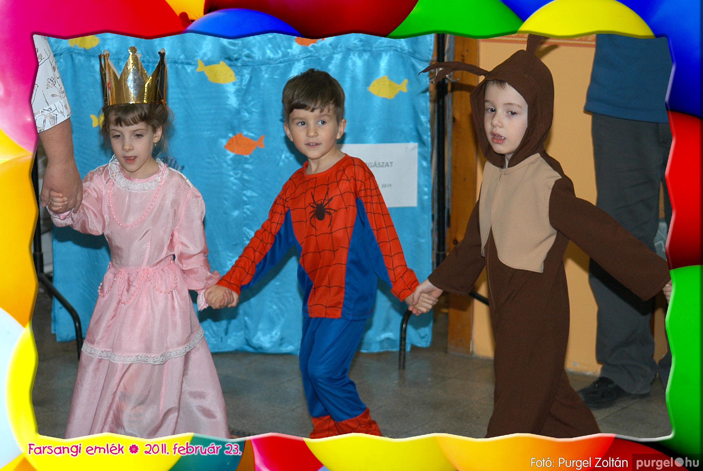 2011.02.23. 061 Kurca-parti Óvoda farsang 2011. - Szivárvány csoport - Fotó:PURGEL ZOLTÁN© 625.jpg