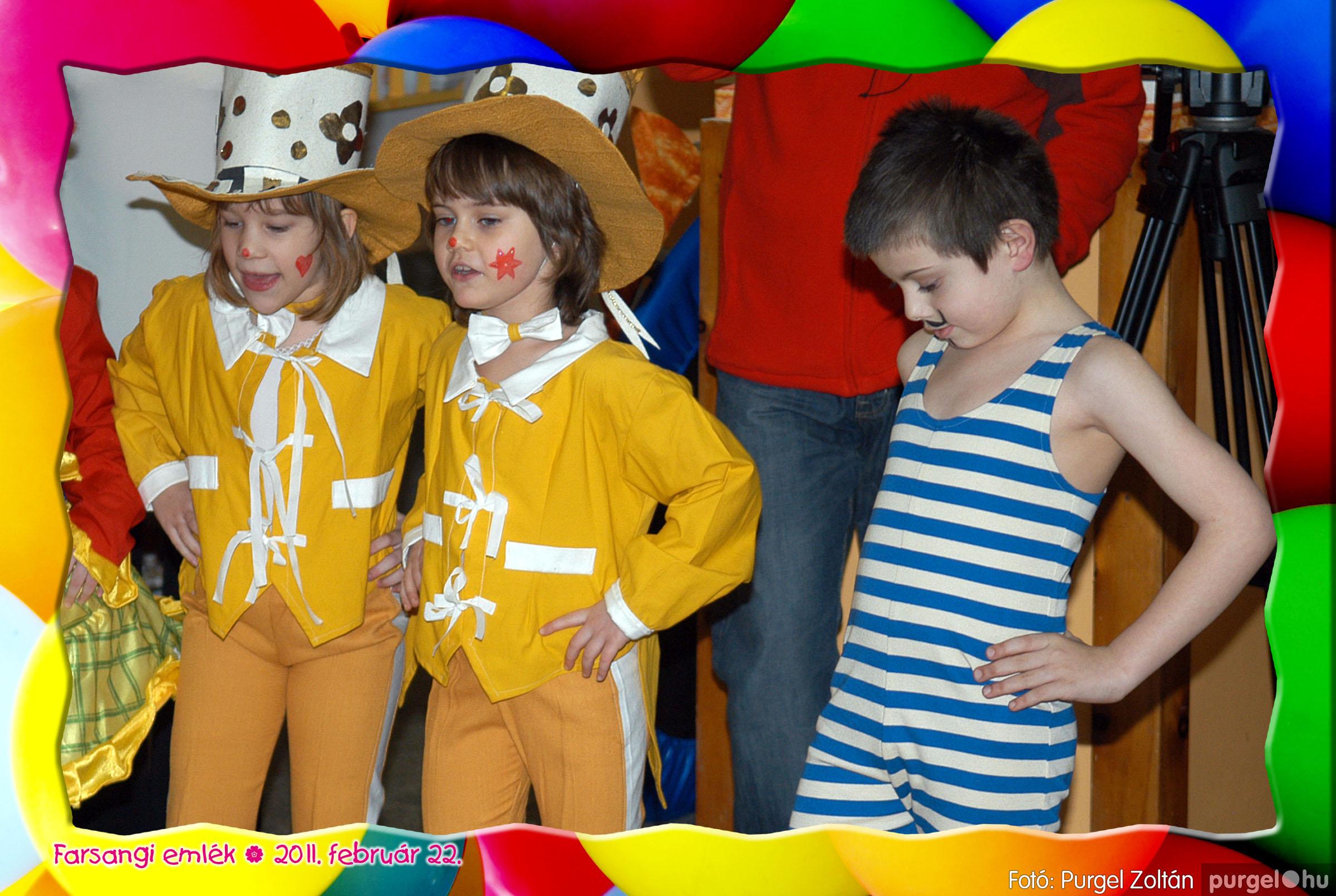 2011.02.22. 007 Kurca-parti Óvoda farsang 2011. - Ficánka csoport - Fotó:PURGEL ZOLTÁN© 207.jpg