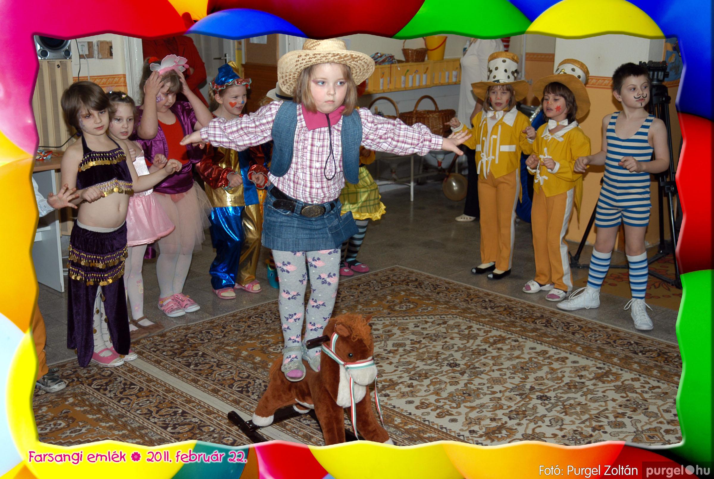 2011.02.22. 020 Kurca-parti Óvoda farsang 2011. - Ficánka csoport - Fotó:PURGEL ZOLTÁN© 220.jpg