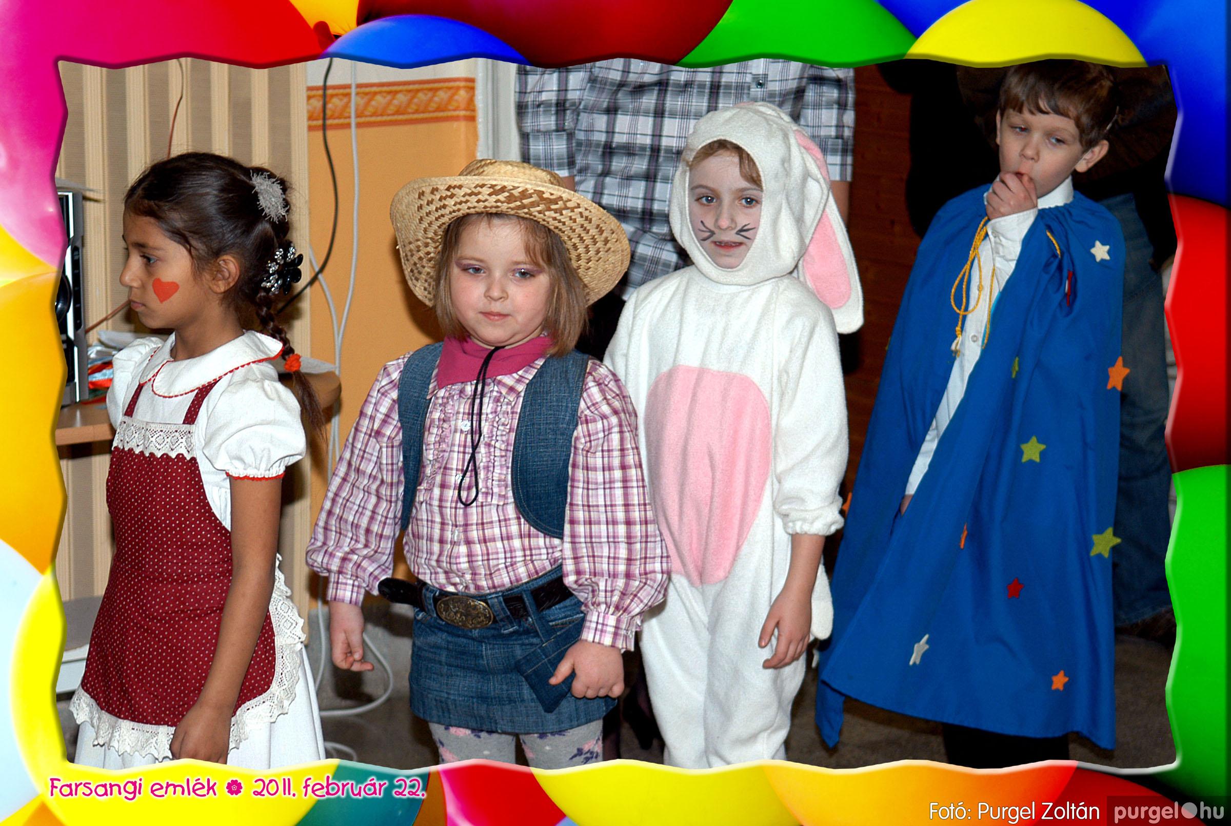 2011.02.22. 029 Kurca-parti Óvoda farsang 2011. - Ficánka csoport - Fotó:PURGEL ZOLTÁN© 229.jpg