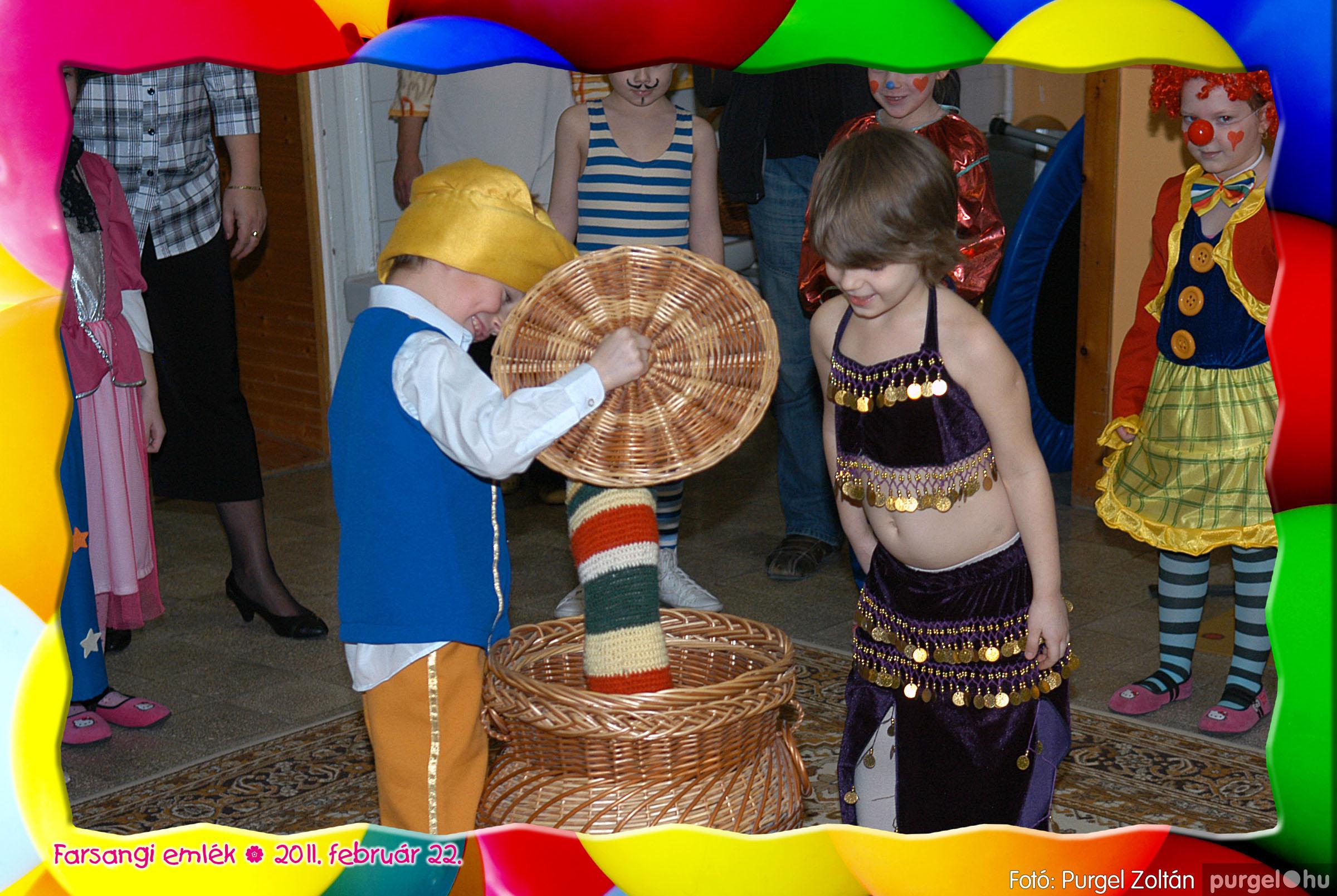 2011.02.22. 032 Kurca-parti Óvoda farsang 2011. - Ficánka csoport - Fotó:PURGEL ZOLTÁN© 232.jpg