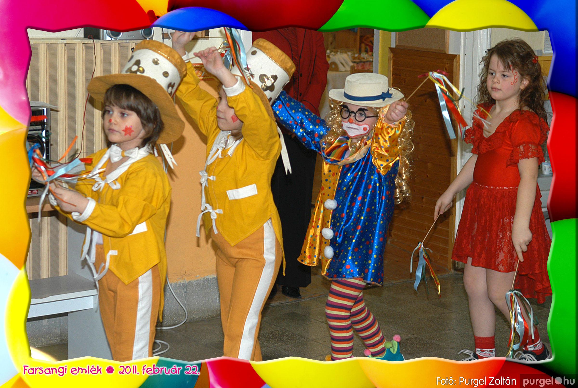 2011.02.22. 033 Kurca-parti Óvoda farsang 2011. - Ficánka csoport - Fotó:PURGEL ZOLTÁN© 233.jpg