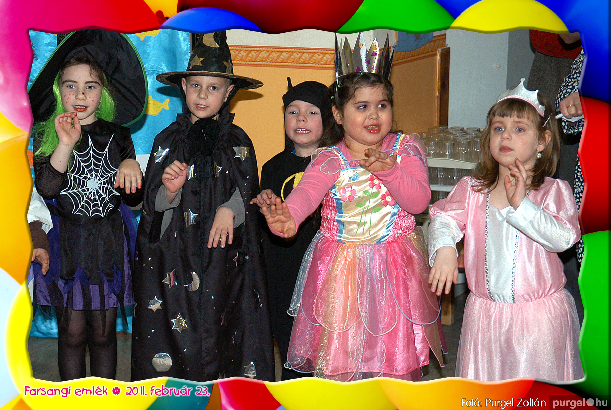 2011.02.23. 064 Kurca-parti Óvoda farsang 2011. - Szivárvány csoport - Fotó:PURGEL ZOLTÁN© 628.jpg