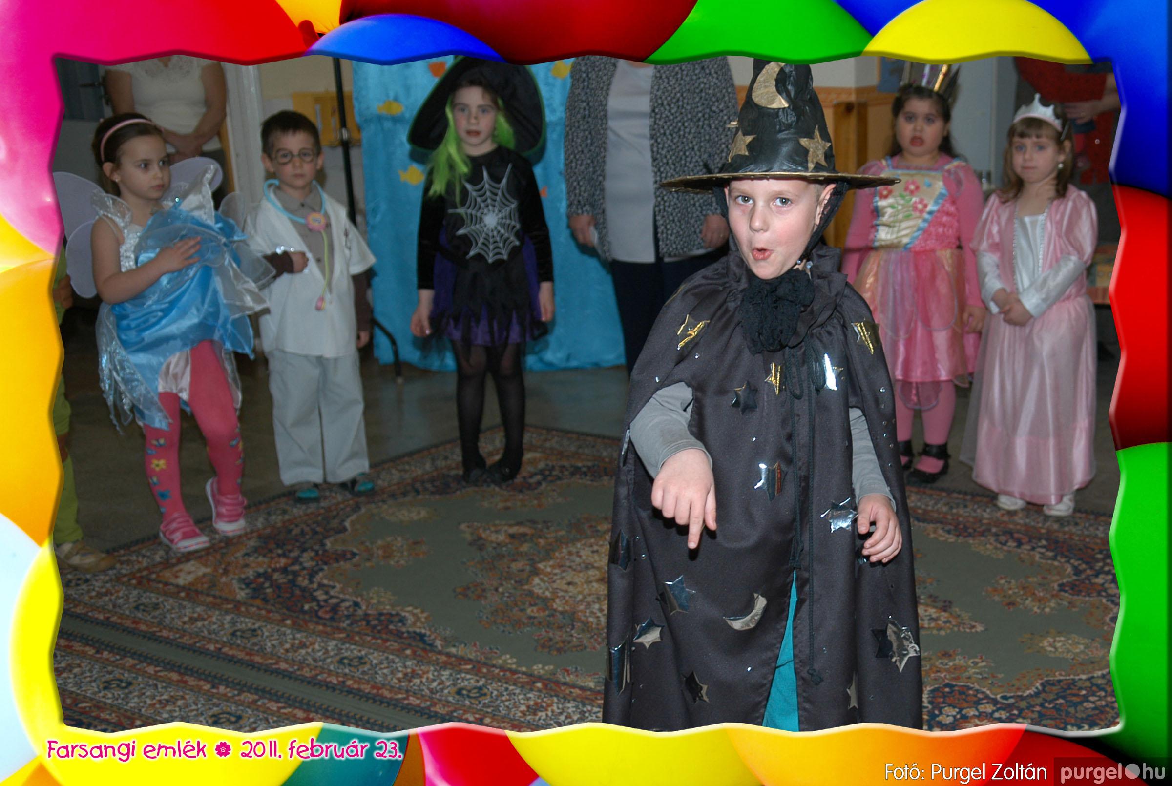 2011.02.23. 068 Kurca-parti Óvoda farsang 2011. - Szivárvány csoport - Fotó:PURGEL ZOLTÁN© 632.jpg