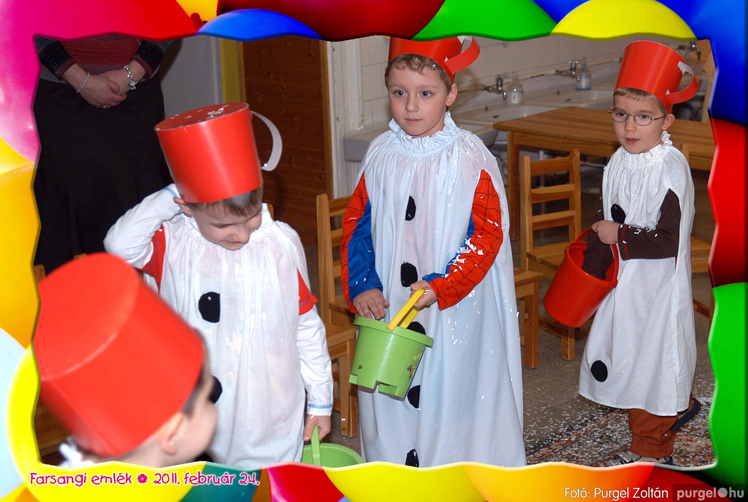 2011.02.24. 077 Kurca-parti Óvoda farsang 2011. - Eszterlánc csoport - Fotó:PURGEL ZOLTÁN© 105.jpg