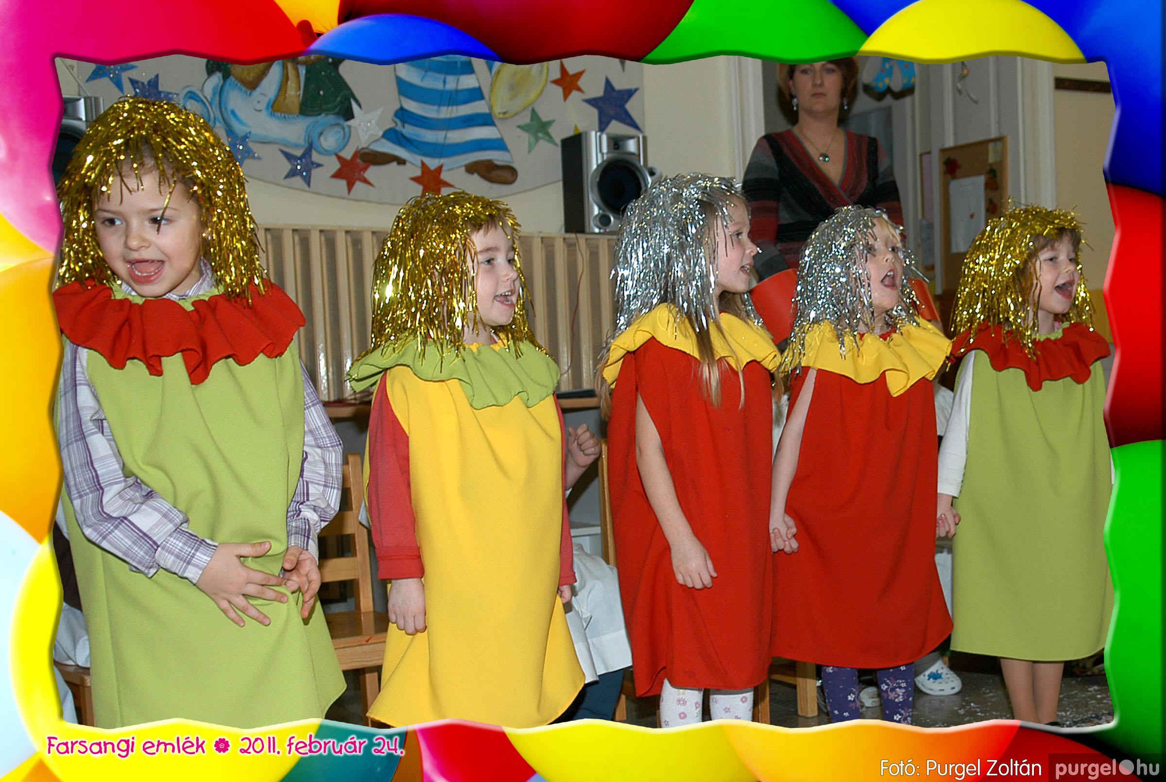 2011.02.24. 088 Kurca-parti Óvoda farsang 2011. - Eszterlánc csoport - Fotó:PURGEL ZOLTÁN© 116.jpg
