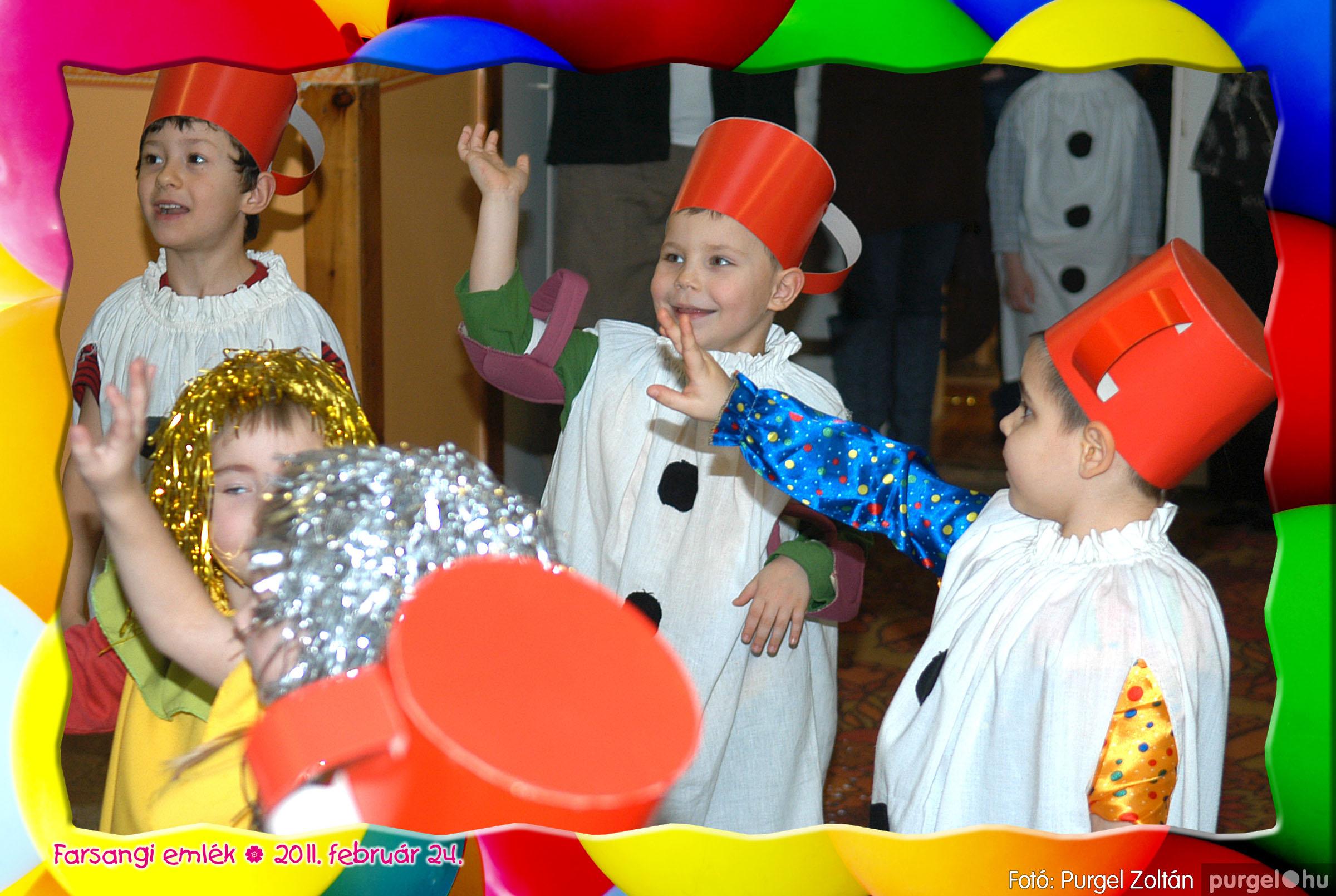 2011.02.24. 091 Kurca-parti Óvoda farsang 2011. - Eszterlánc csoport - Fotó:PURGEL ZOLTÁN© 119.jpg