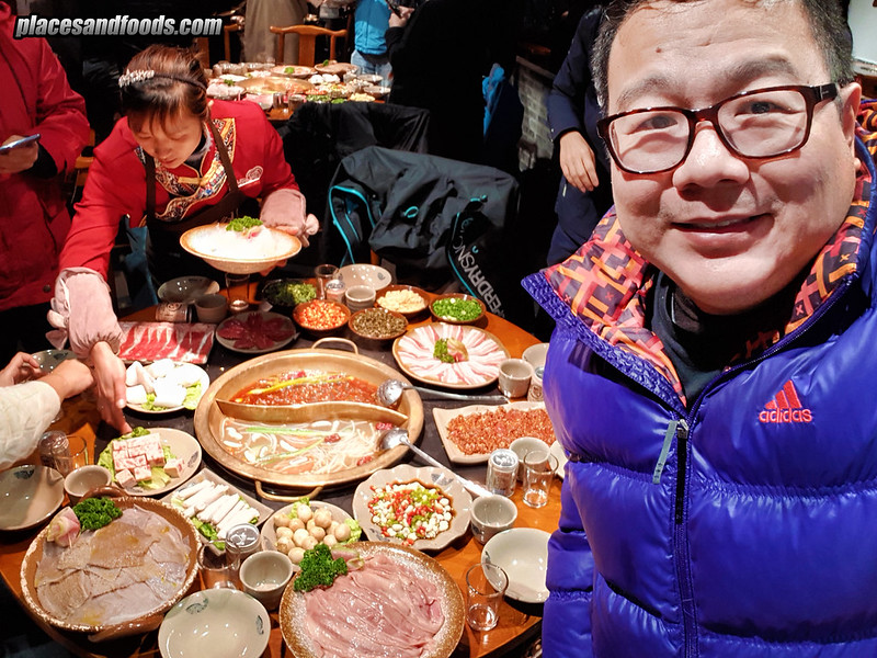 Le Shan Hotpot Restaurant 房房燭火鍋 placesandfoods
