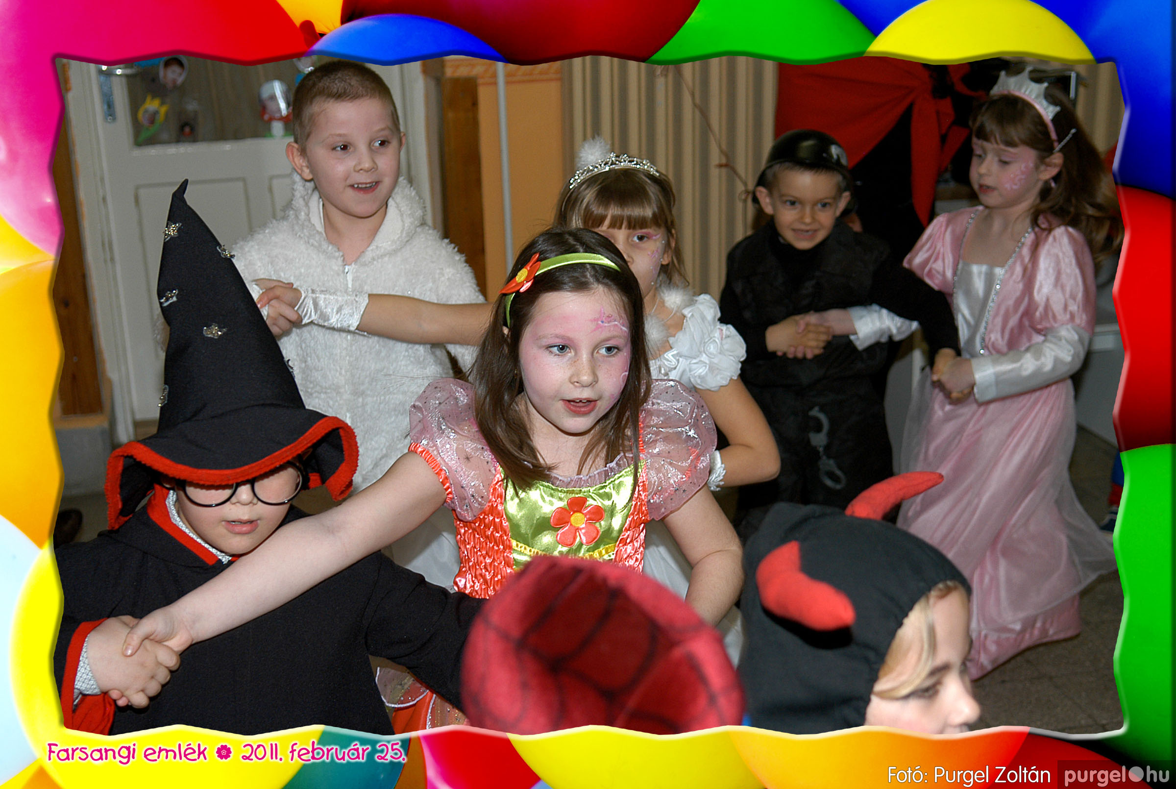 2011.02.25. 158 Kurca-parti Óvoda farsang 2011. - Menő-Manó csoport - Fotó:PURGEL ZOLTÁN© 316.jpg