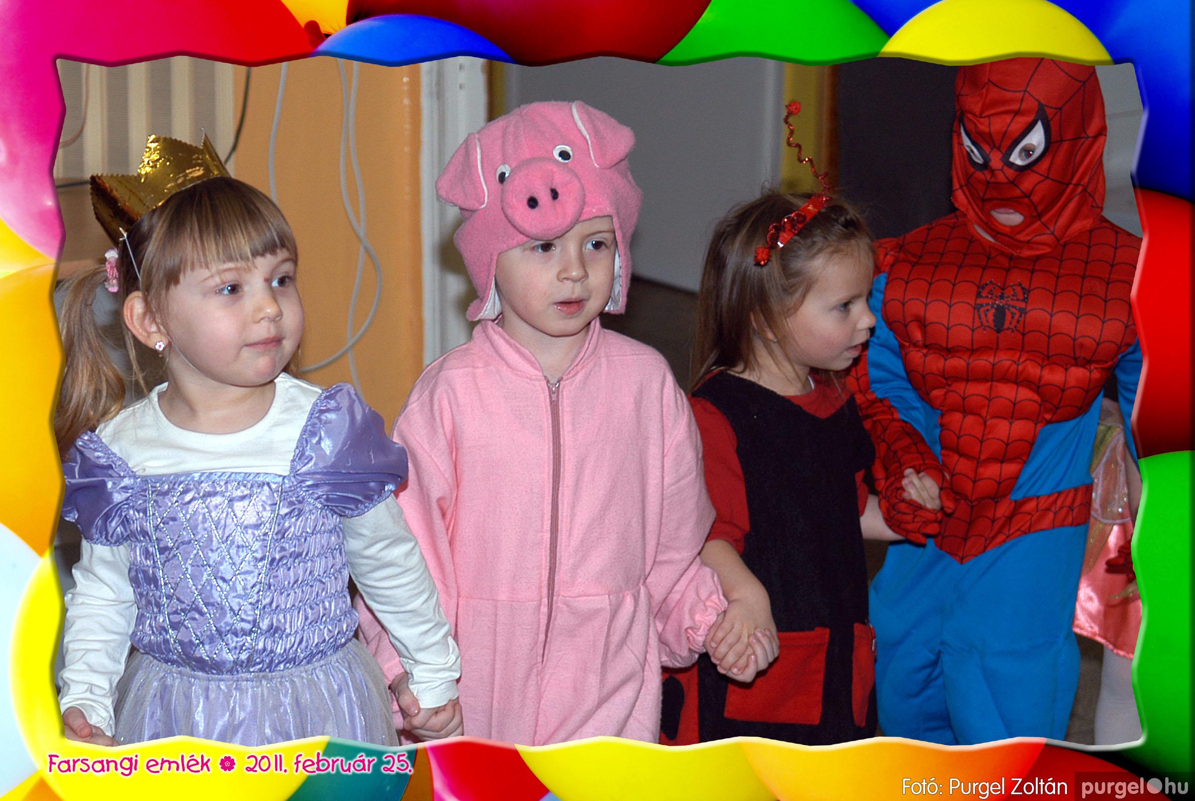 2011.02.25. 181 Kurca-parti Óvoda farsang 2011. - Nyitnikék csoport - Fotó:PURGEL ZOLTÁN© 503.jpg