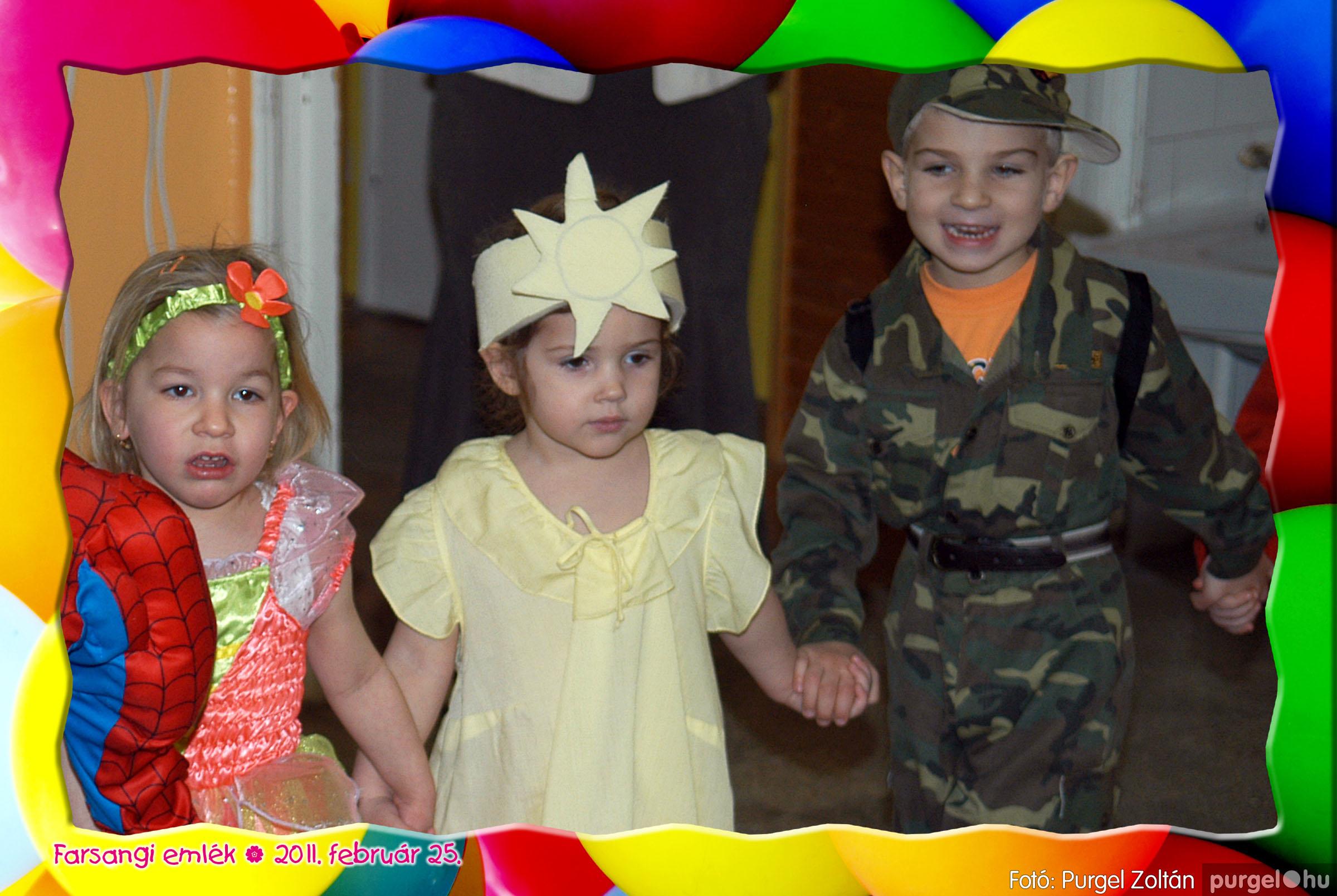 2011.02.25. 182 Kurca-parti Óvoda farsang 2011. - Nyitnikék csoport - Fotó:PURGEL ZOLTÁN© 504.jpg