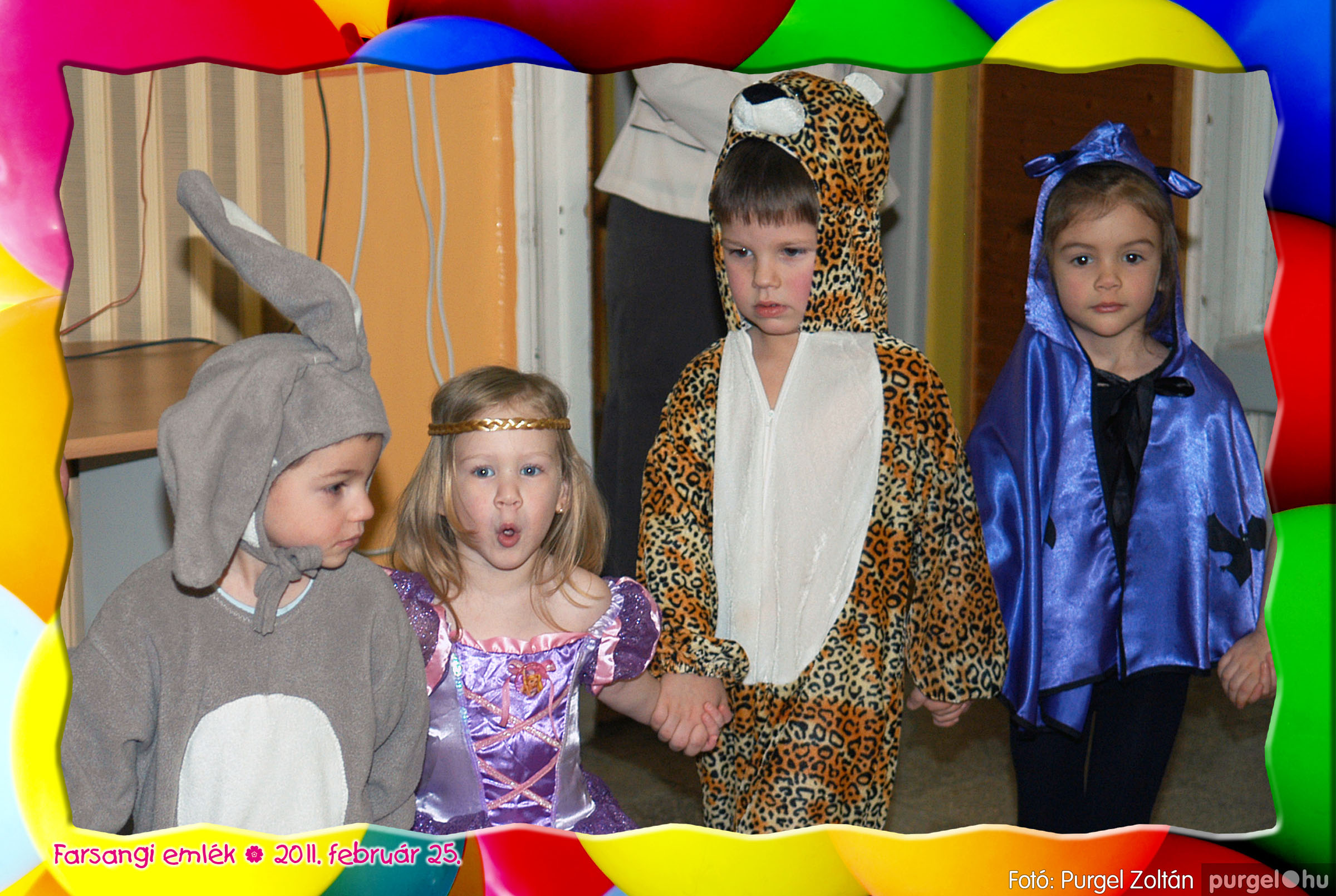 2011.02.25. 189 Kurca-parti Óvoda farsang 2011. - Nyitnikék csoport - Fotó:PURGEL ZOLTÁN© 511.jpg
