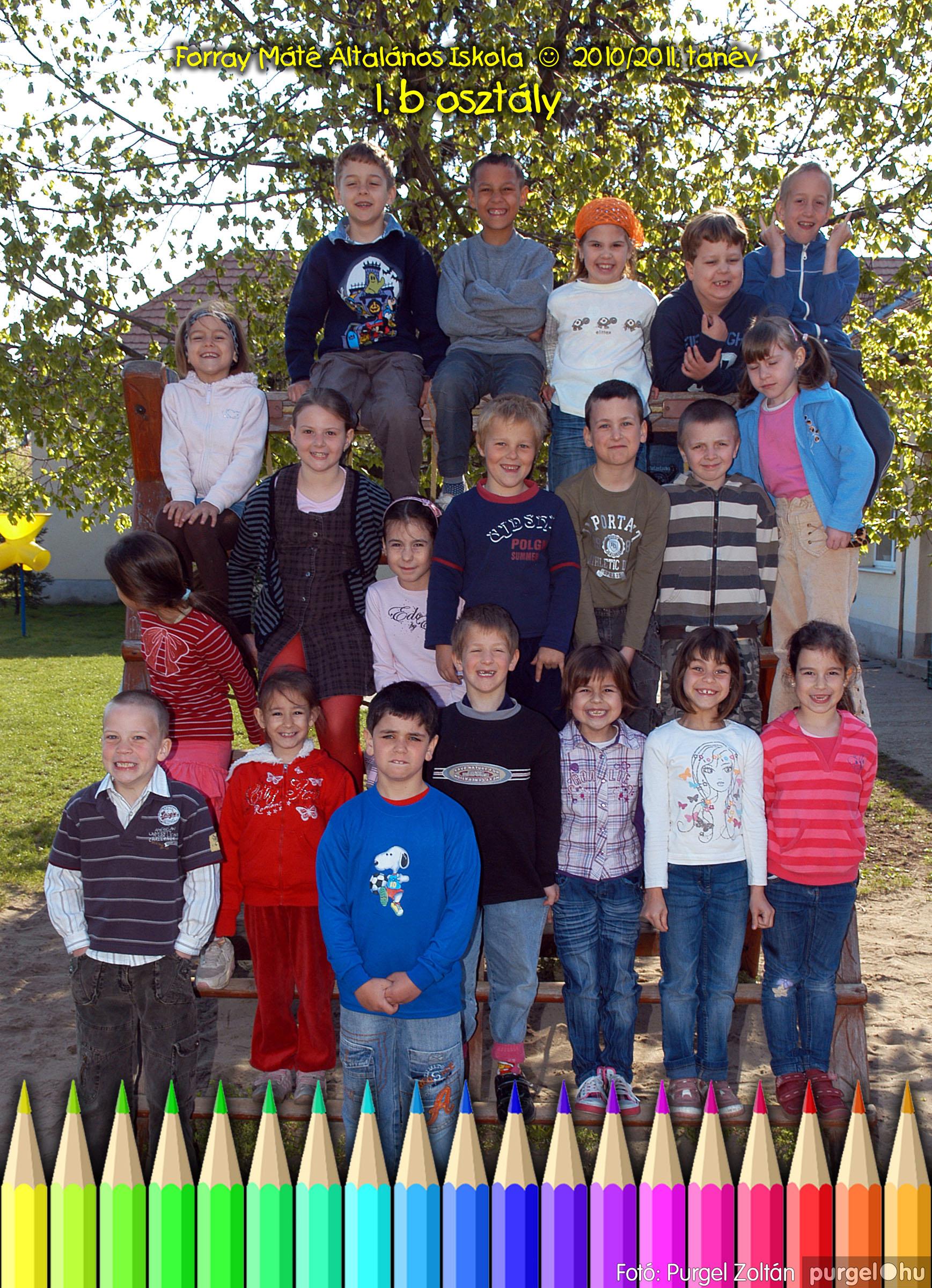 2011.04.18-05.30. 006 Forray Máté Általános Iskola osztályképek 2011. - Fotó:PURGEL ZOLTÁN© 1b-3.jpg