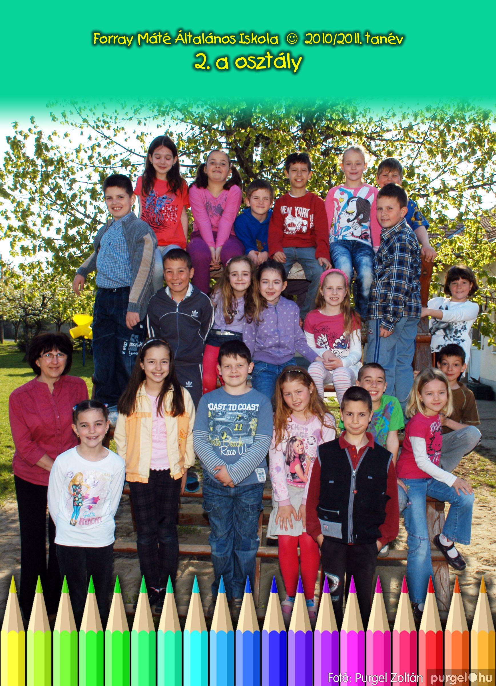 2011.04.18-05.30. 009 Forray Máté Általános Iskola osztályképek 2011. - Fotó:PURGEL ZOLTÁN© 2a-3.jpg