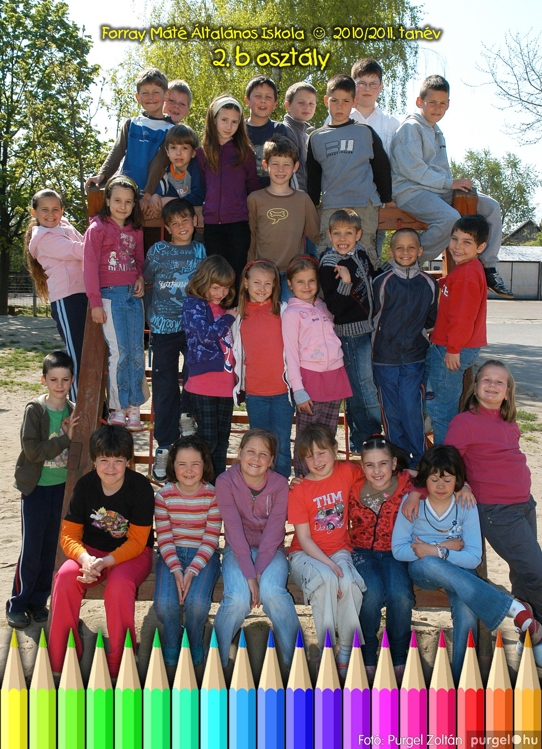 2011.04.18-05.30. 012 Forray Máté Általános Iskola osztályképek 2011. - Fotó:PURGEL ZOLTÁN© 2b-3.jpg