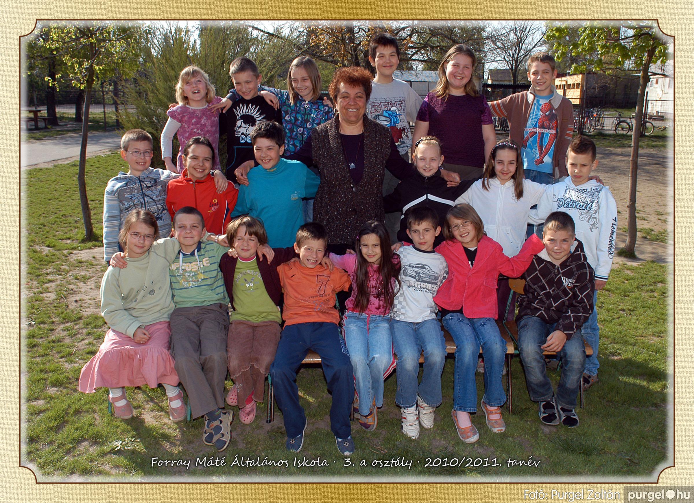 2011.04.18-05.30. 014 Forray Máté Általános Iskola osztályképek 2011. - Fotó:PURGEL ZOLTÁN© 3a-2.jpg