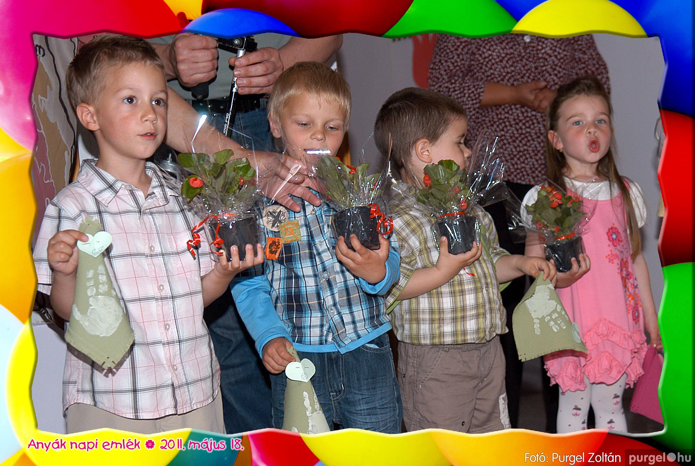 2011.05.18. 035 Kurca-parti Óvoda évzáró 2011. - Nyitnikék csoport - Fotó:PURGEL ZOLTÁN© 535.jpg