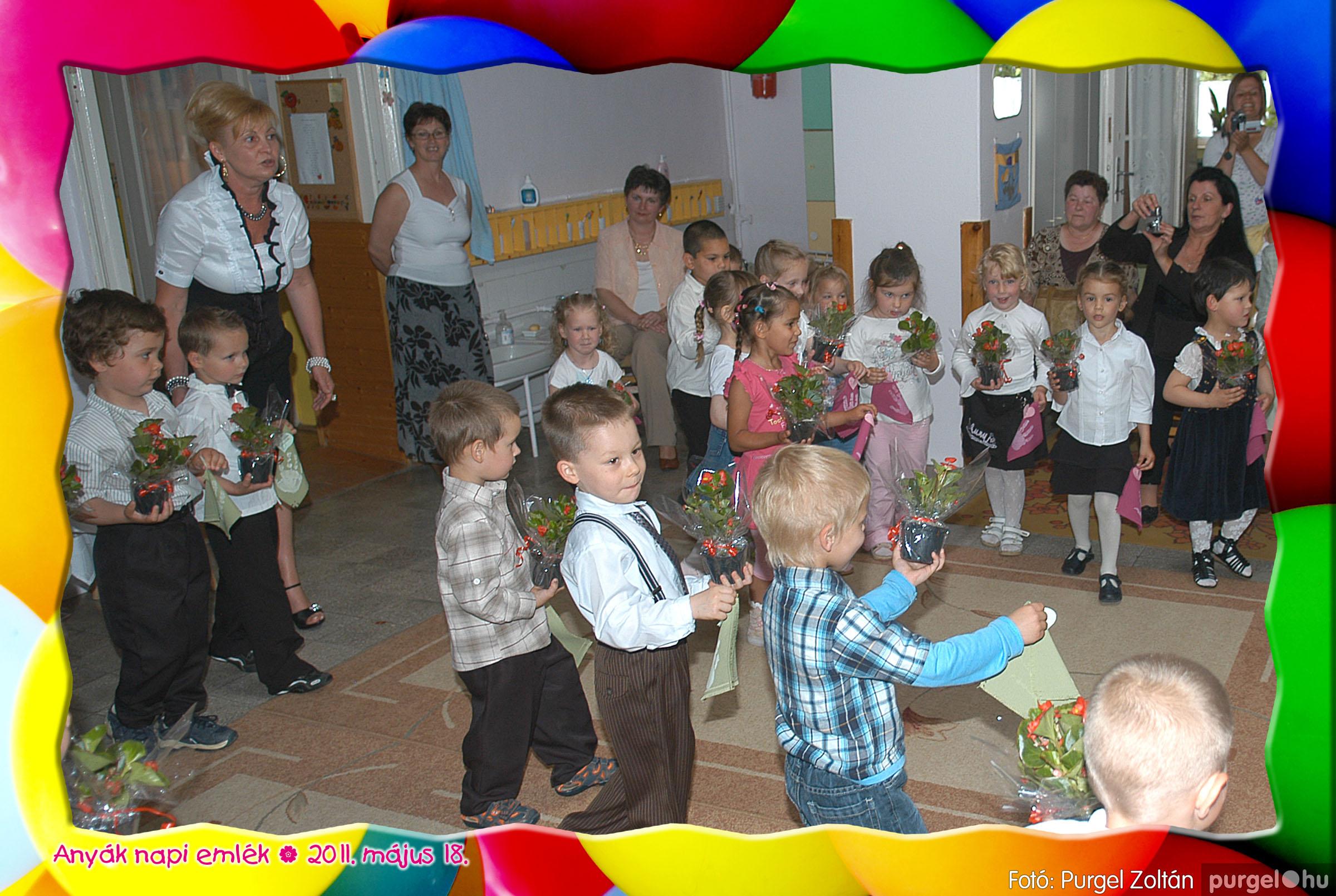2011.05.18. 036 Kurca-parti Óvoda évzáró 2011. - Nyitnikék csoport - Fotó:PURGEL ZOLTÁN© 536.jpg