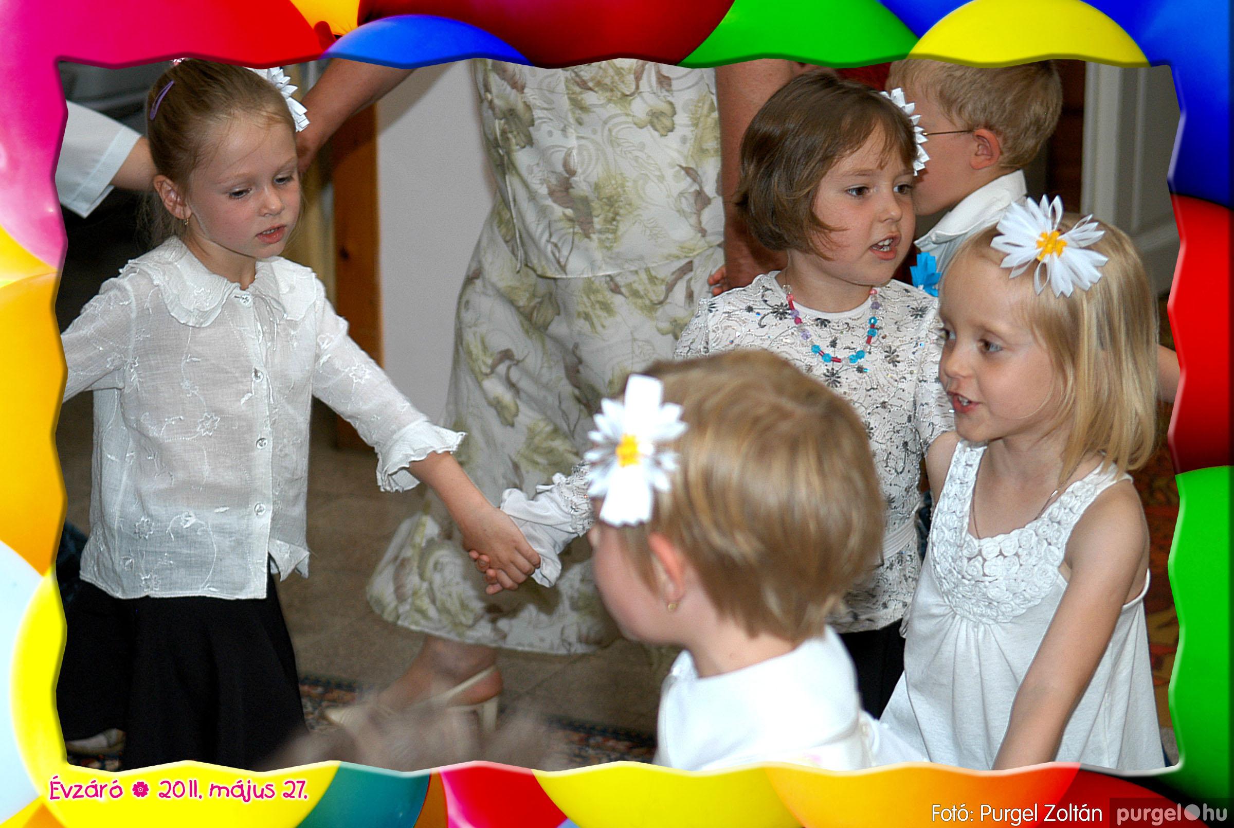 2011.05.27. 126 Kurca-parti Óvoda évzáró 2011. - Eszterlánc csoport - Fotó:PURGEL ZOLTÁN© 118.jpg