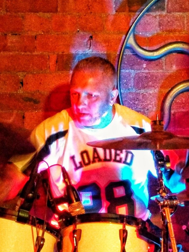 Loaded drummer