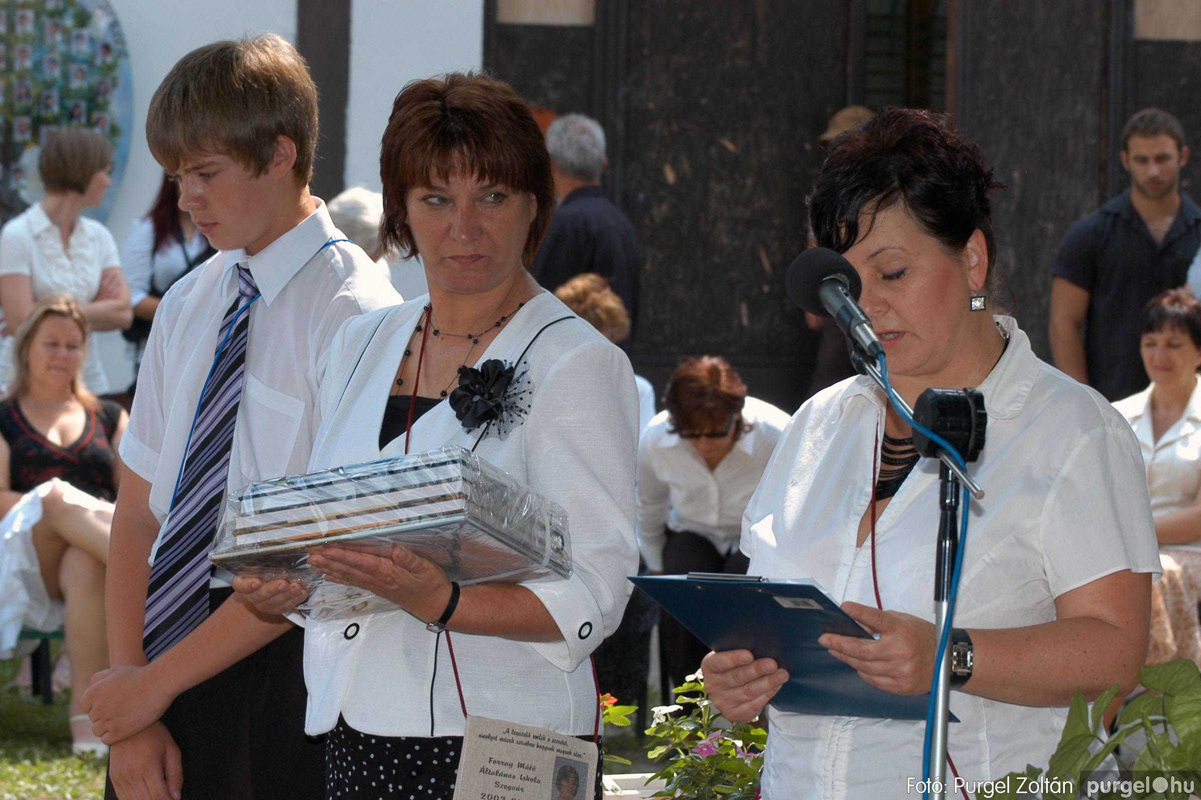 2011.06.18. 319 Forray Máté Általános Iskola ballagás 2011. - Fotó:PURGEL ZOLTÁN© DSC_0483q.jpg