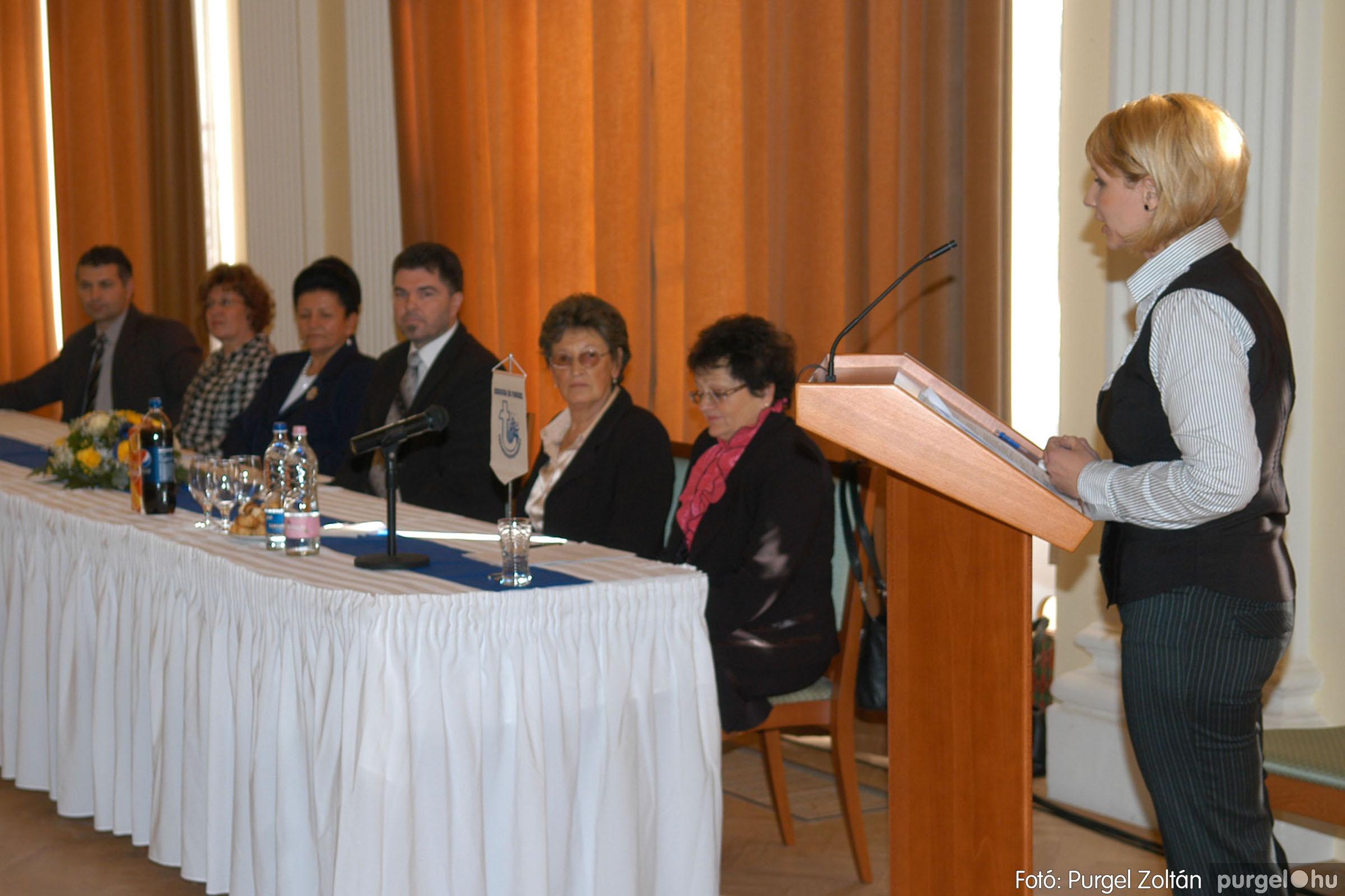 2010.10.28. 005 Szegvár és Vidéke Takarékszövetkezet takarékossági világnap rendezvény - Fotó:P. Z..jpg