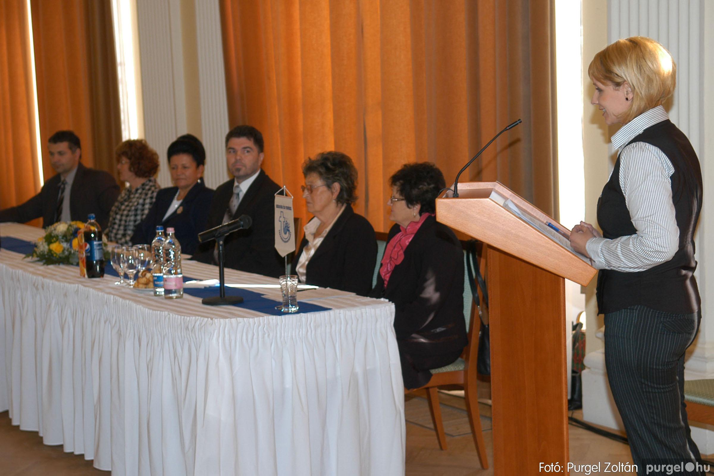 2010.10.28. 006 Szegvár és Vidéke Takarékszövetkezet takarékossági világnap rendezvény - Fotó:P. Z..jpg